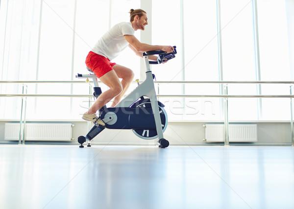 Male training Stock photo © pressmaster