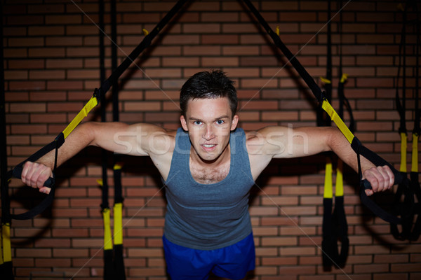 Strong man Stock photo © pressmaster