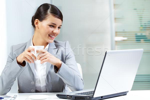 Office work Stock photo © pressmaster