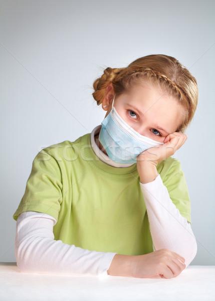 Quarantine Stock photo © pressmaster