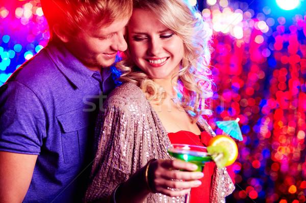Festa mulher beber Foto stock © pressmaster
