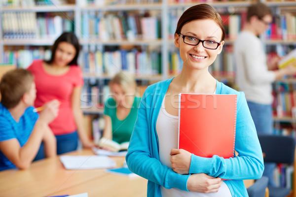 Smart learner Stock photo © pressmaster