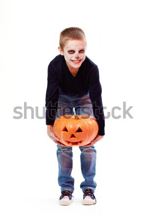 Halloween symbol Stock photo © pressmaster