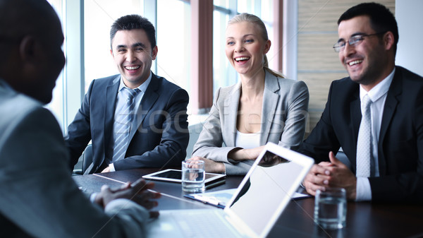 Business meeting Stock photo © pressmaster