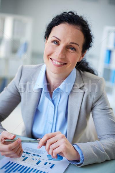 Attractive professional Stock photo © pressmaster