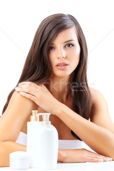 Pure skin  Stock photo © pressmaster