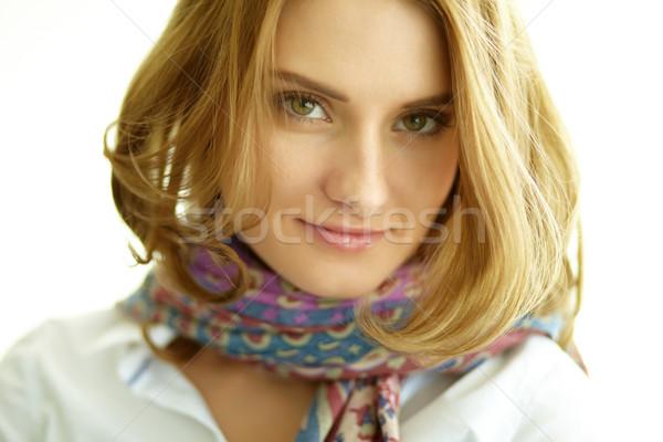Face of woman Stock photo © pressmaster