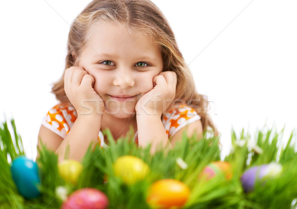 Happy Easter Stock photo © pressmaster