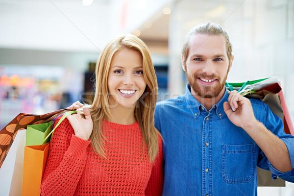 Stock photo: Shopping time