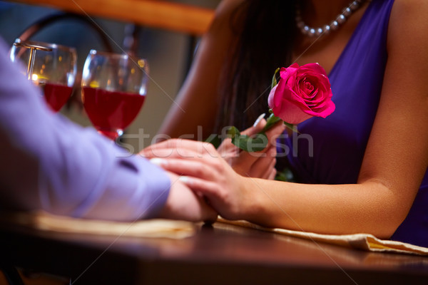 During Valentine Stock photo © pressmaster
