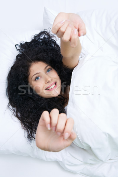 Good morning Stock photo © pressmaster