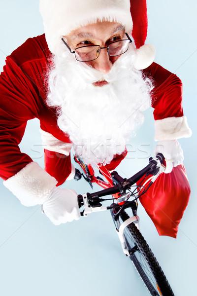 Hurry for Christmas Stock photo © pressmaster