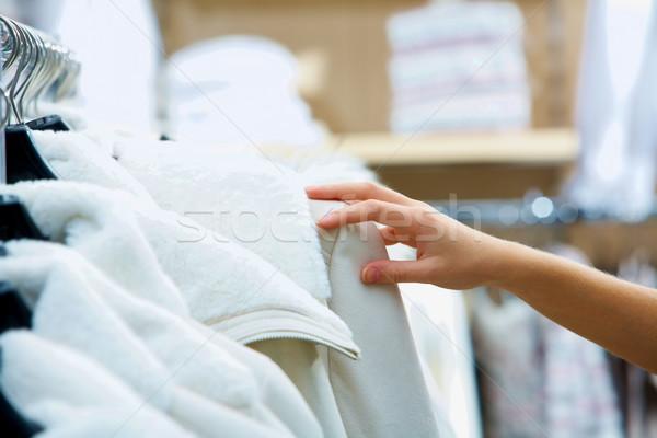 Shopping clothes  Stock photo © pressmaster