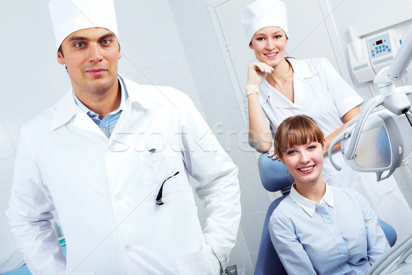 Stomatology Stock photo © pressmaster