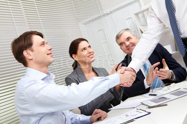 Successful unity Stock photo © pressmaster
