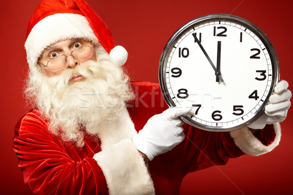 Hurry for Christmas Stock photo © pressmaster