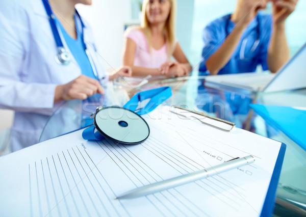 Medical environment Stock photo © pressmaster