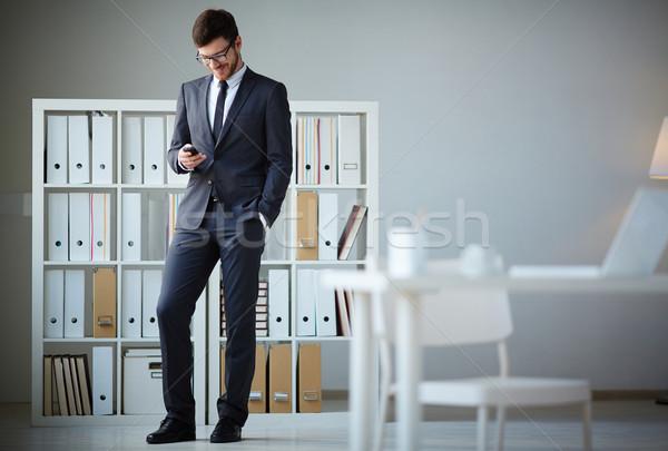 Office technology Stock photo © pressmaster