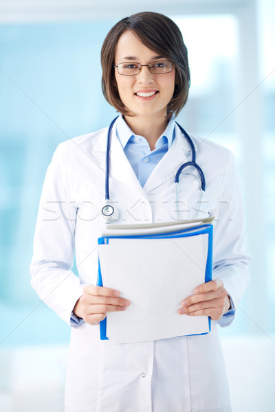 Female doctor Stock photo © pressmaster