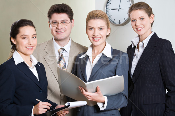 Business group Stock photo © pressmaster