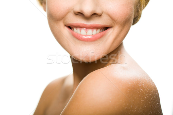 Beautiful smile Stock photo © pressmaster