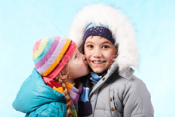 Siblings Stock photo © pressmaster