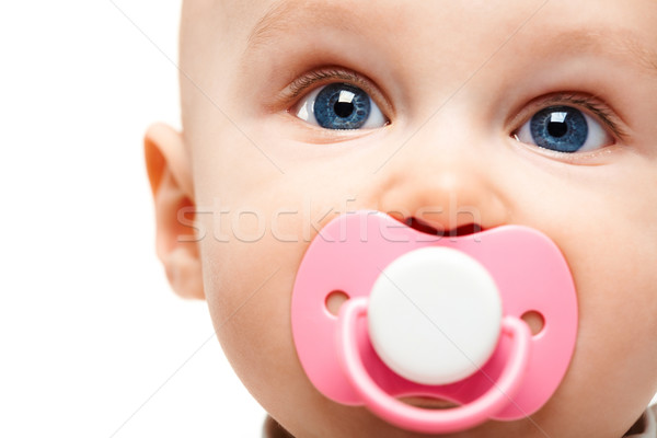 Stock photo: Cute child