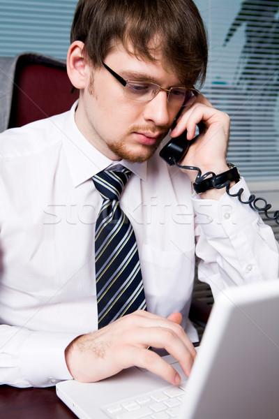 Employment Stock photo © pressmaster