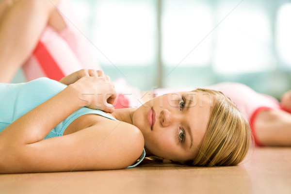 Relaxing Stock photo © pressmaster
