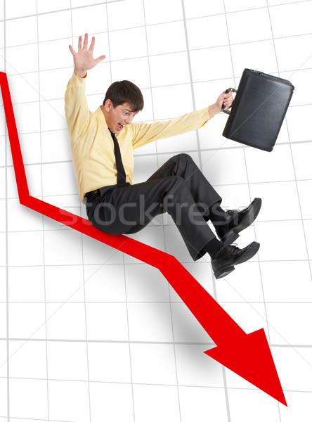 Declining business  Stock photo © pressmaster