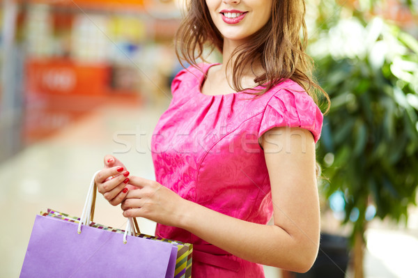 Stock photo: Shopping day