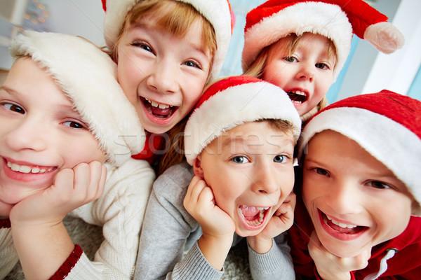 Stock photo: Christmas joy