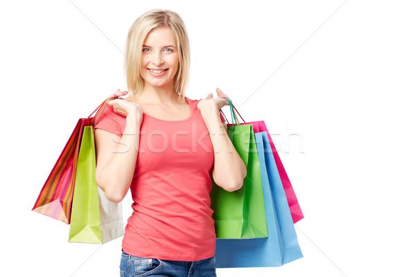 Casual shopper Stock photo © pressmaster
