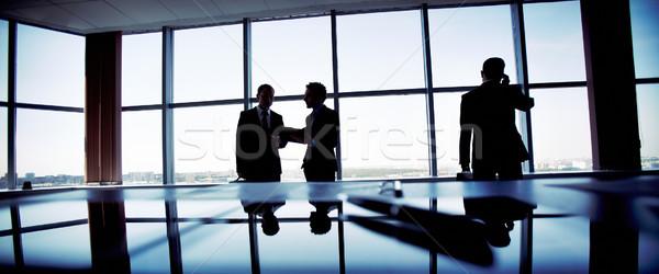 Business activity Stock photo © pressmaster