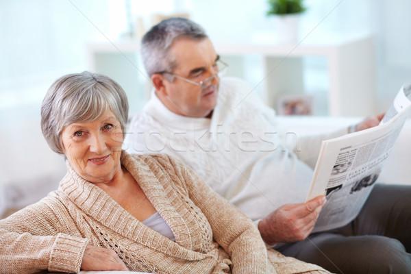 Gracious woman Stock photo © pressmaster