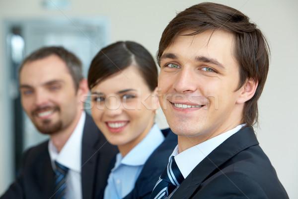 Happy businessman  Stock photo © pressmaster