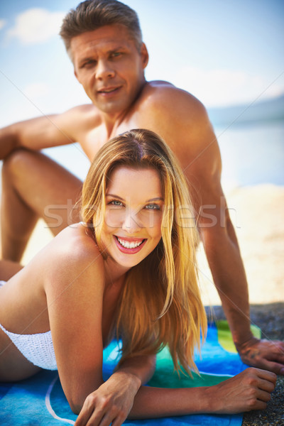 Summer rest Stock photo © pressmaster