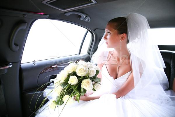 Waiting bride Stock photo © pressmaster