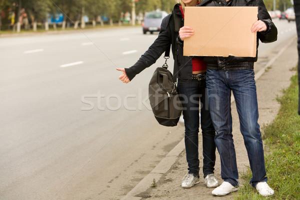 Taking a trip Stock photo © pressmaster