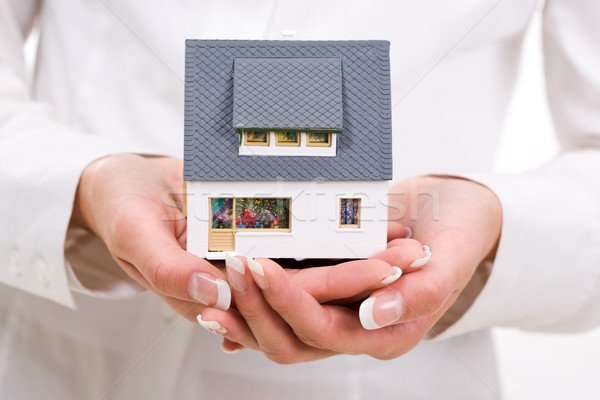 New house Stock photo © pressmaster