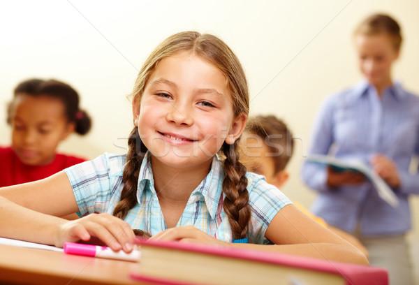 Schoolkid Stock photo © pressmaster