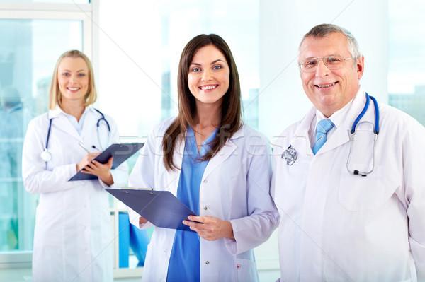 Medical staff Stock photo © pressmaster