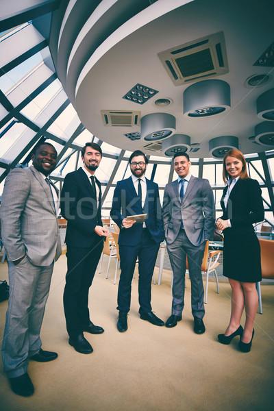 Business company Stock photo © pressmaster