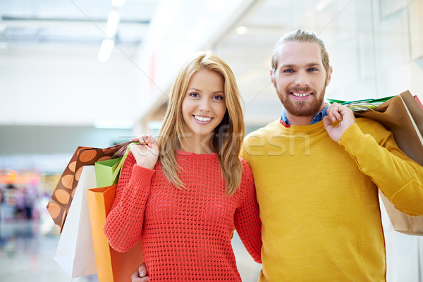 Shopping day Stock photo © pressmaster