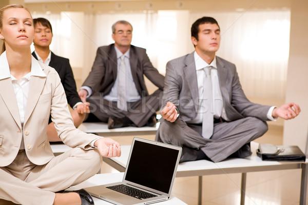 Relaxation time Stock photo © pressmaster