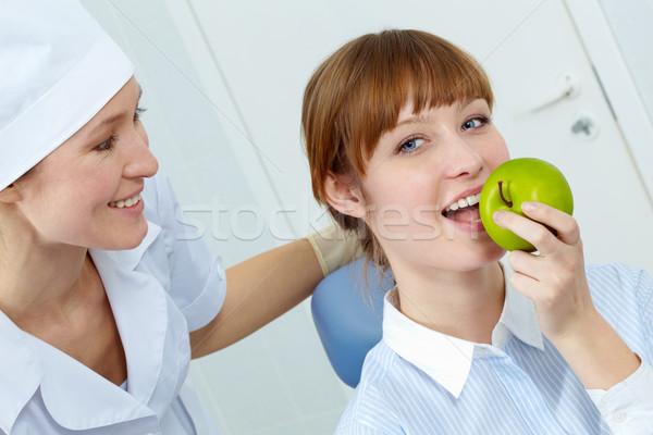 In stomatology Stock photo © pressmaster
