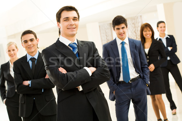 Successful boss Stock photo © pressmaster