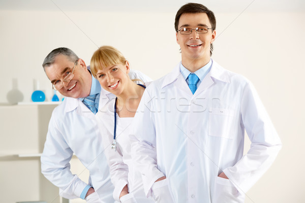 Clinician leader Stock photo © pressmaster