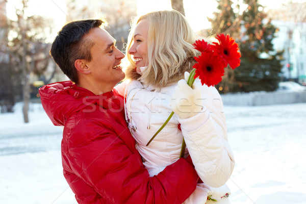 Romantic couple Stock photo © pressmaster