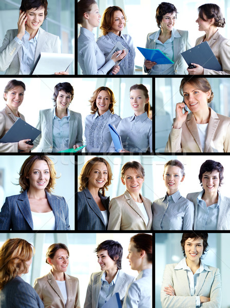 Business women Stock photo © pressmaster